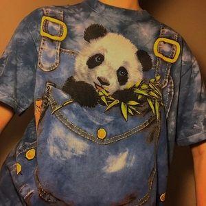 Vintage Panda Tee